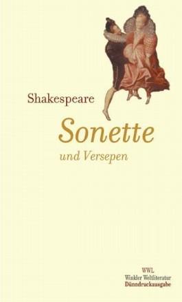 Sämtliche Werke in 4 Bänden. Band 1: Komödien. Band 2: Historien. Band 3: Tragödien. Band 4: Sonette und Versepen / William Shakespeare. Sonette und Versepen