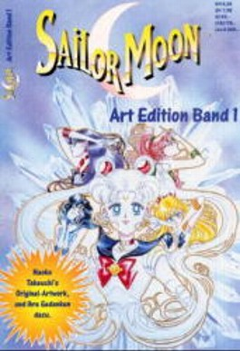 Sailor Moon, Art-Edition, Bd.1