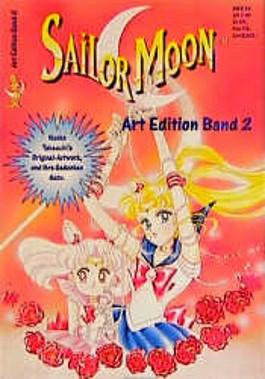 Sailor Moon, Art-Edition, Bd.2