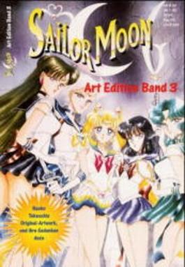 Sailor Moon, Art-Edition, Bd.3