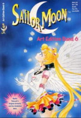 Sailor Moon, Art-Edition, Bd.6
