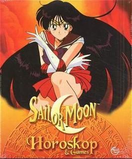 Sailor Moon, Horoskop & Games, 1 CD-ROM