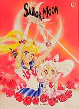 Sailor Moon, Original-Artbook, Bd.2