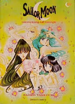 Sailor Moon, Original-Artbook, Bd.4