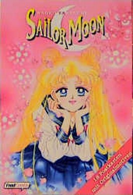 Sailor Moon Postkartenbuch. 18 Postkarten mit Originalmotiven
