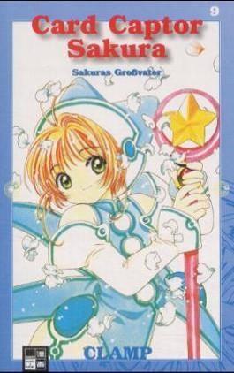 Card Captor Sakura 9 - Sakuras Großvater