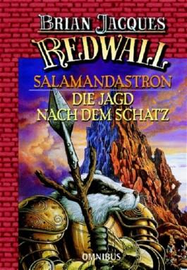 Salamandastron, Die Jagd nach dem Schatz