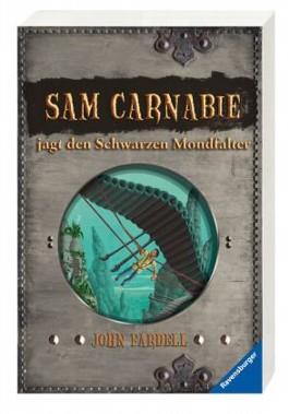 Sam Carnabie jagt den Schwarzen Mondfalter