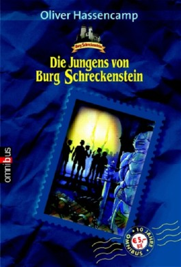 Sammelband 1. Die Jungens von Burg Schreckenstein