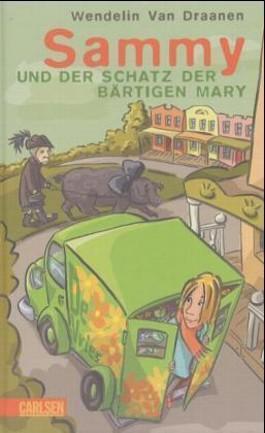 Sammy und der Schatz der bärtigen Mary