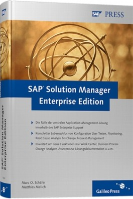 SAP Solution Manager Enterprise Edition