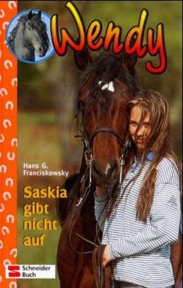 Saskia gibt nicht auf