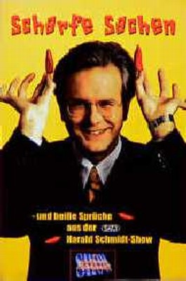 Scharfe Sachen aus der Harald Schmidt Show