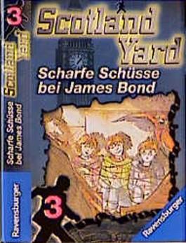 Scharfe Schüsse bei James Bond, 1 Cassette