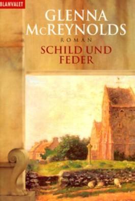 Schild und Feder