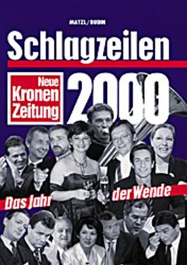 Schlagzeilen 2000