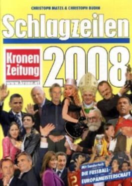 Schlagzeilen 2008