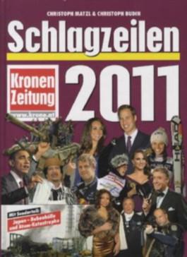 Schlagzeilen 2011