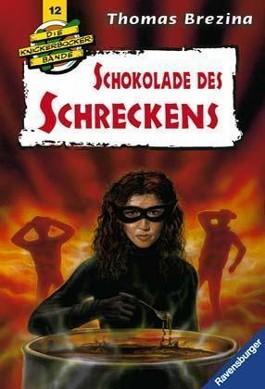 Die Knickerbocker-Bande: Schokolade des Schreckens