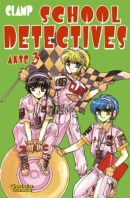 School Detectives. Bd.3