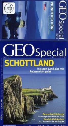Schottland, m. DVD