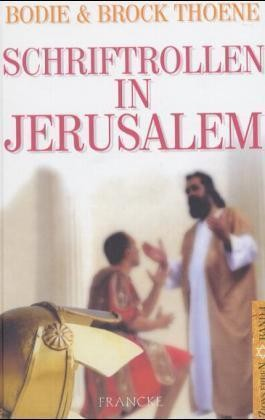 Schriftrollen in Jerusalem
