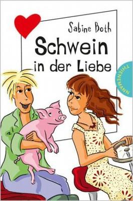Schwein in der Liebe