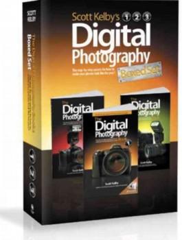 Scott Kelby's Digital Photography Boxed Set