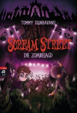 Scream Street - Die Zombiejagd