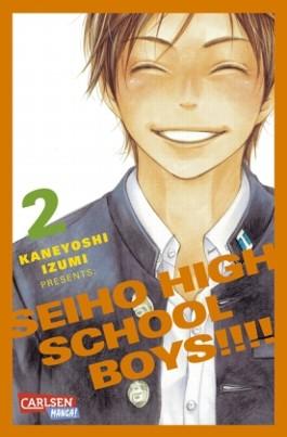 Seiho Highschool Boys, Band 2