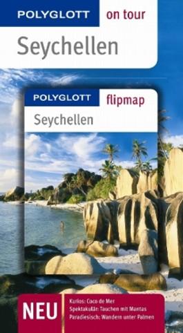 Seychellen - Buch mit flipmap
