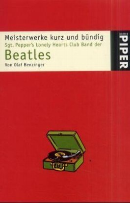 Sgt. Pepper's Lonely Hearts Club Band der Beatles