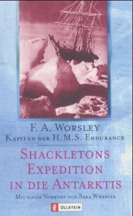 Shackletons Expedition in die Antarktis