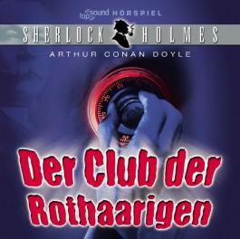 Sherlock Holmes, Der Club der Rothaarigen, 1 Audio-CD