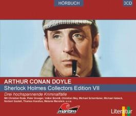 Sherlock Holmes Collectors Edition, 3 Audio-CDs. Nr.7