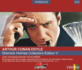 Sherlock Holmes Collectors Edition, 4 Audio-CDs. Nr.5
