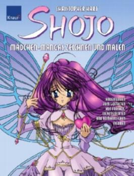 Shojo - Mädchen Mangas zeichnen und malen