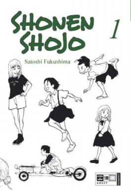Shonen Shojo. Bd.1