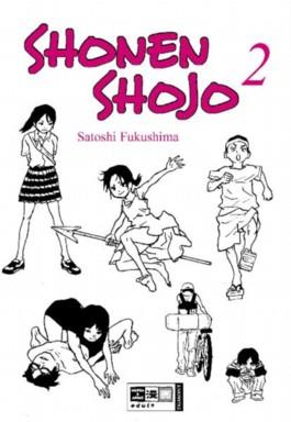 Shonen Shojo. Bd.2