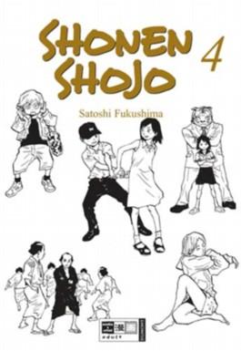 Shonen Shojo. Bd.4