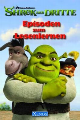 Shrek 3 - Episoden zum Lesenlernen
