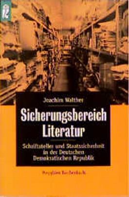 Sicherheitsbereich Literatur