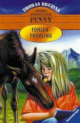 Sieben Pfoten für Penny, Bd.21, Fohlen-Frühling