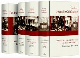 Siedler Deutsche Geschichte, 4 Bde.