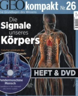 Signale unseres Körpers, m. DVD