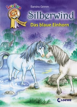 Silberwind – Das blaue Einhorn