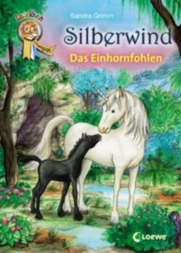 Silberwind – Das Einhornfohlen