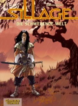 Sillage, Band 11: Die schwebende Welt