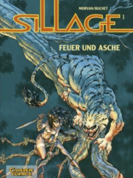 Sillage, Band 1: Feuer und Asche