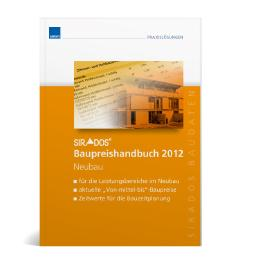 sirAdos Baupreishandbuch 2014 Neubau